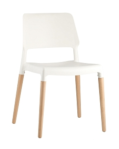 Стул Bistro Stool Group белый УТ000000461